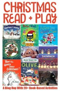 Christmas Books plus crafts & activities
