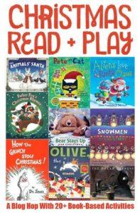 Christmas Books plus crafts & activities