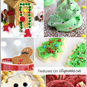Fun Food Ideas for Christmas {Bewitchin' Projects Linky}