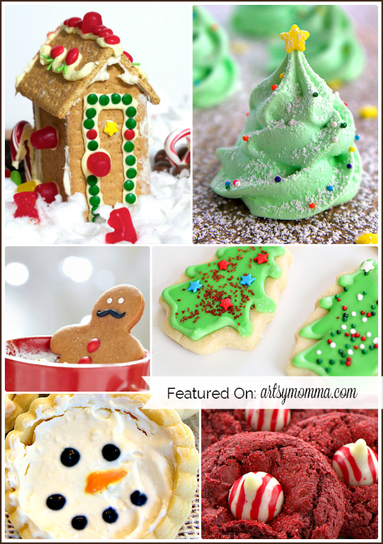 12 Fun Food Ideas for Christmas