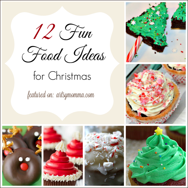 Fun Christmas Party Desserts