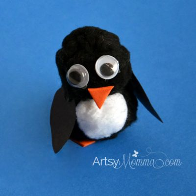Pom Pom Penguin + My Penguin Osbert Kids Book