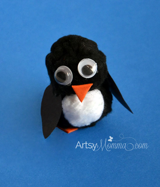 Pom Pom Penguin + My Penguin Osbert Kids Book
