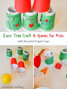 DIY Christmas Games for Kids