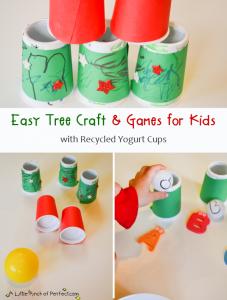 DIY Christmas Games for Kids