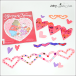 A String of Hearts Book and Craft Idea