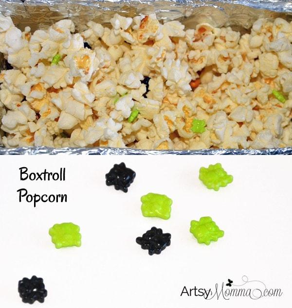 Boxtroll Popcorn