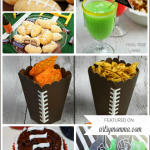 Creative Super Bowl Party Ideas {Bewitchin' Projects}