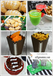 Creative Superbowl Ideas: Football snacks, party decorations, & more!
