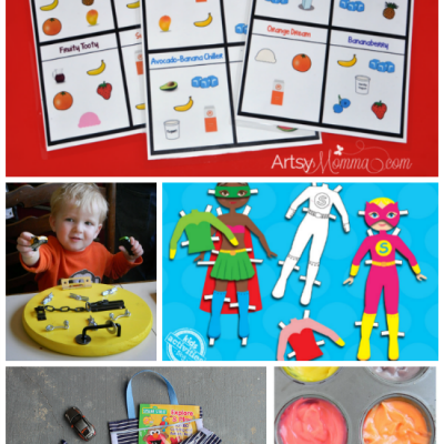 DIY Projects to make for Kids {Bewitchin' Projects}