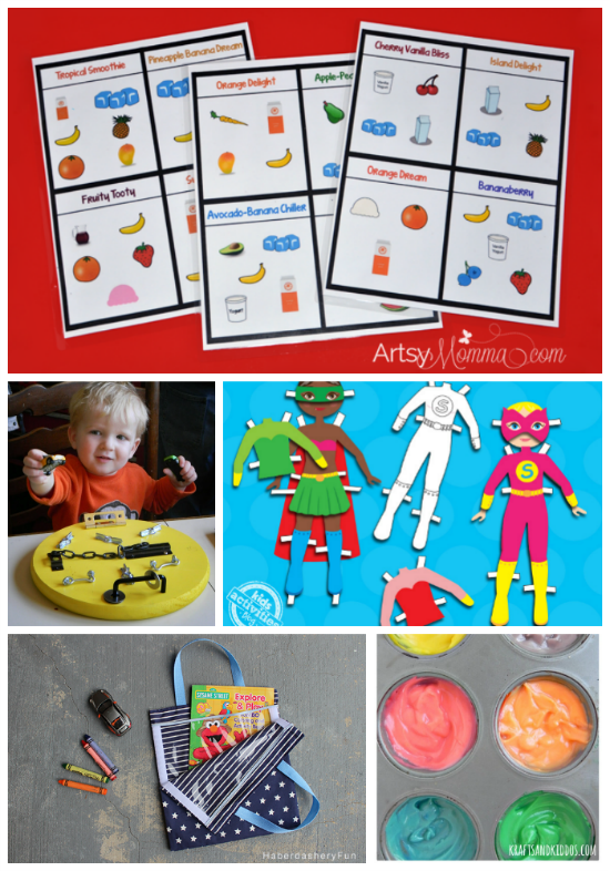 DIY Projects to make for Kids