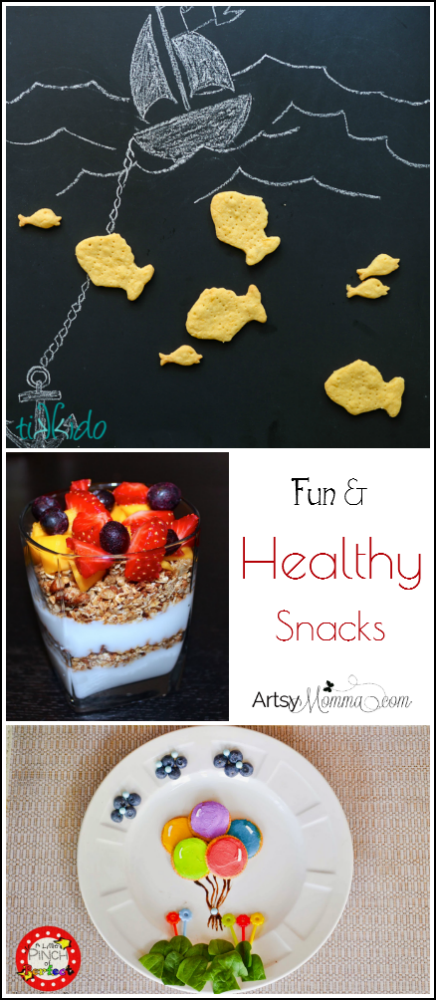 Fun & Healthy Snacks