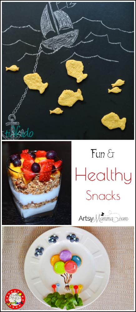 Fun & Healthy Snacks