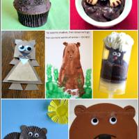 Groundhog Day Crafts for Kids