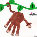 Handprint-Monkey-Craft-Vine