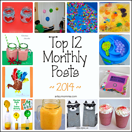 Kids Crafts, Activities, and Smoothies