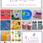 Top Posts of 2014: Crafts, Activities, and Smoothies!