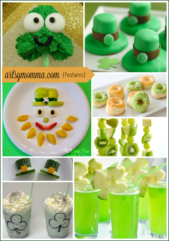 10 Creative Snack Ideas for St. Patrick's Day