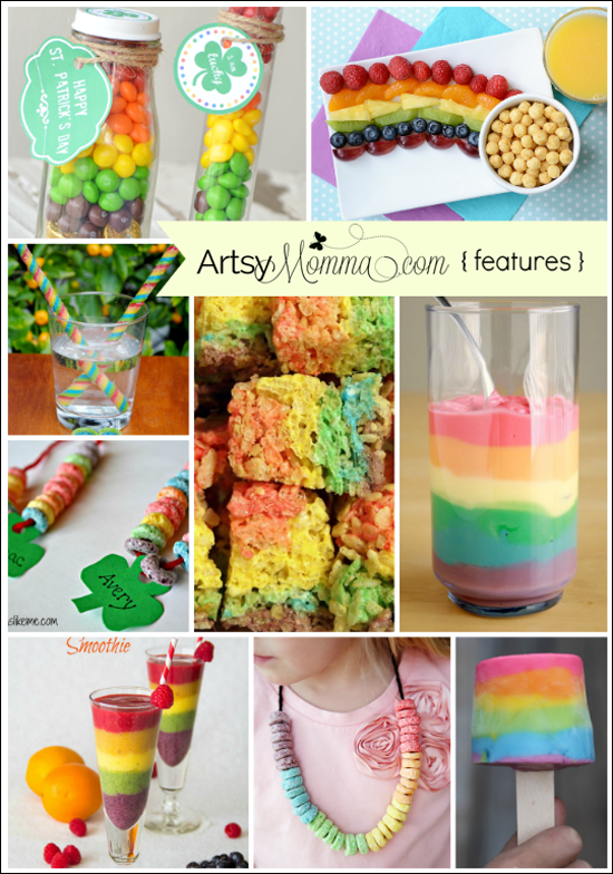 15 Creative Rainbow Snack Ideas for Kids