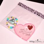 DIY Bracelet Valentine for Kids