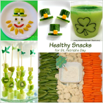 Healthy Snacks for St Patrick's Day