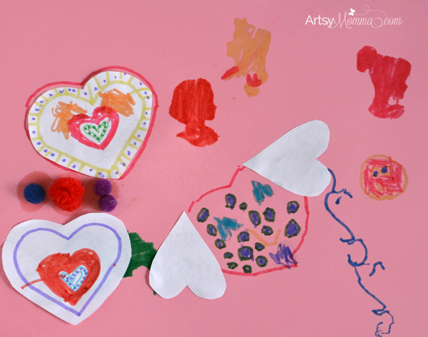 Making Heart Shaped Animals