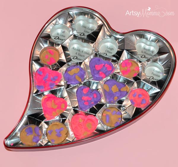 Valentine's Day Activity for Kids: Kids Will Love This Playdough Chocolates Idea!