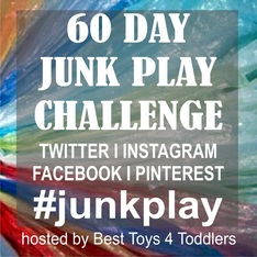 Creative Junk Play Craft Challenge