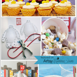 Big Hero 6 Party Ideas {Bewitchin' Projects Linky}