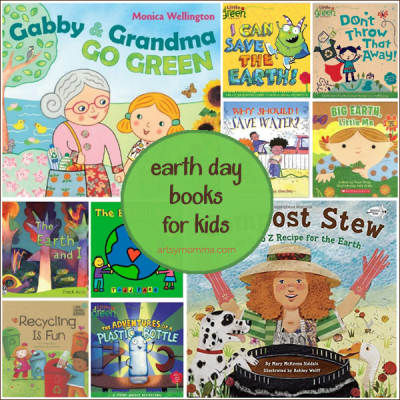 10 Exciting Earth Day Books for Kids