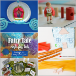 Fairy Tale Crafts and Activities for Preschoolers