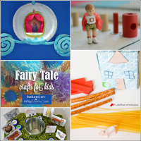 Fairy Tale Activities for Preschoolers