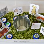 Fox Tail Soup Storytelling Bin 4