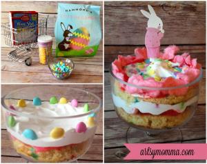 Mini Easter Funfetti Cake Tutorial