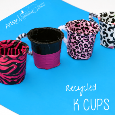 K Cup Craft: Teacups
