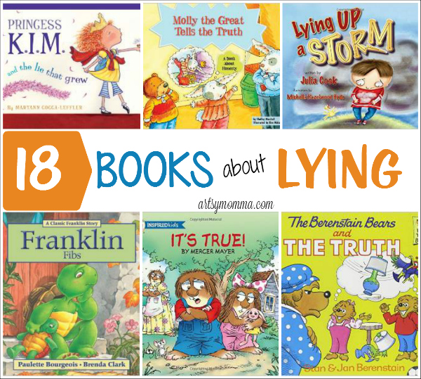 Kids Books About Telling the Truth