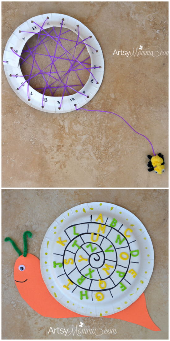 Preschool Activities: Bug Theme
