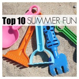 Summer Play Ideas for Kids