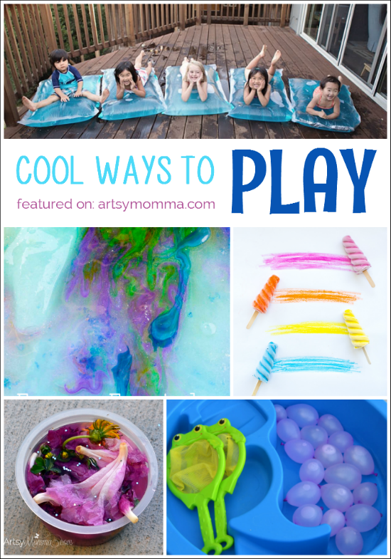 15 Cool Summer Play Activities
