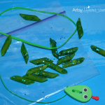 Fine Motor & Counting Busy Bag: Pasta Snake