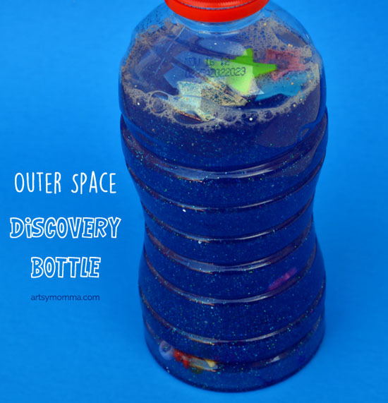 Outer Space Discovery Bottle