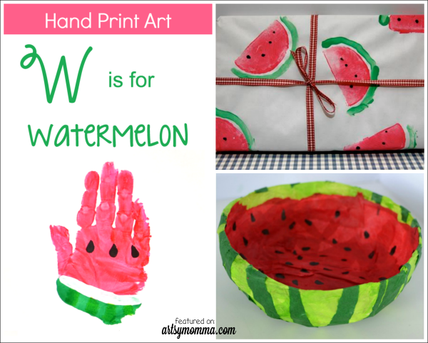 Top 10 Watermelon Crafts For Kids Artsy Momma