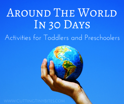 Around the World in 30 Days Kids Learning Series