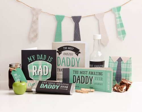 Free Father's Day Printables from TinyMe