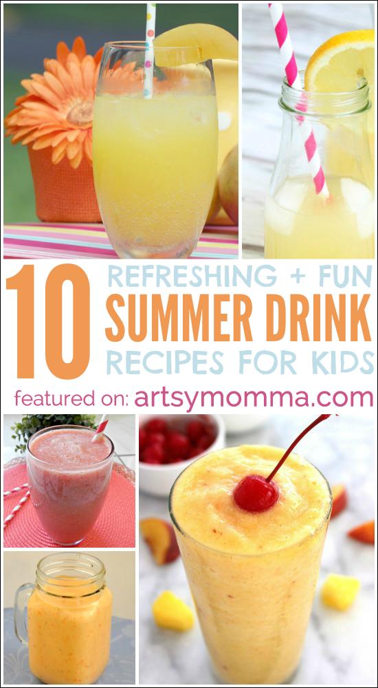Refreshing Summer Drink Recipes
