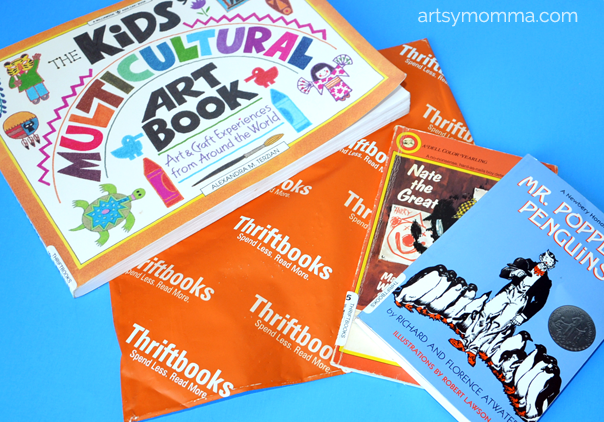 ThriftBooks Review - Inexpensive Books for the Whole Family!