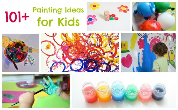 Fun with Paint for Kids