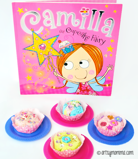 Camilla the Cupcake Fairy Book Activity