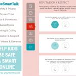 Tech Savvy Kids: Be Safe. Be Smart. Have The Smart Talk!