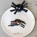 Oreo Spider and TP Tube Spider Craft